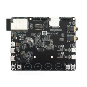 ESP32-LyraT Audio IC dev board